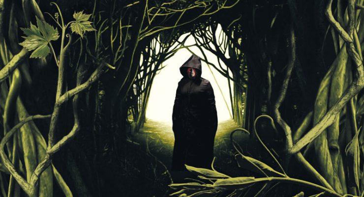 Portada de la novela El nombre del viento, de Patrick Rothfuss
