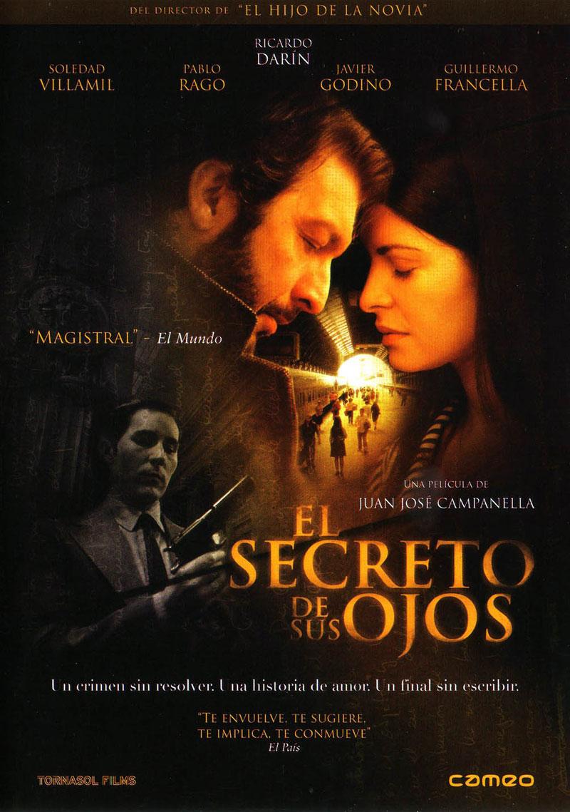 Cartel de la película El secreto de sus ojos