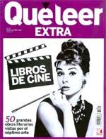 Número de la revista Qué leer sobre Libros de cine