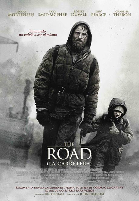 Cartel de la película La carretera, de John Hillcoat