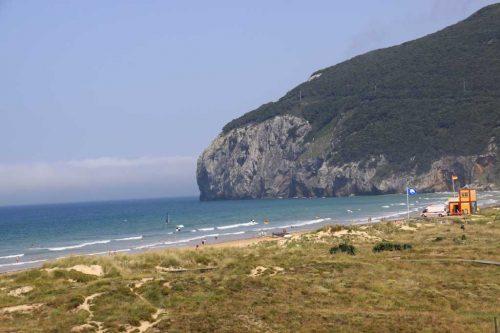 Vista de la playa de Berria, 1