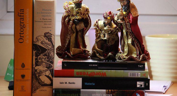 Los libros regalados por los Reyes Magos