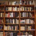 Otra vista de la biblioteca una vez ordenada