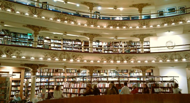 Algunos libros y librerías (más o menos) argentinos