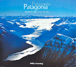 Portada de Patagonia desde el cielo, de Willy Kenning