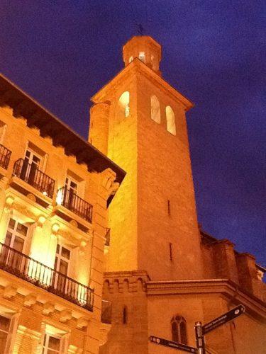 Torre de la Iglesia de San Saturnino
