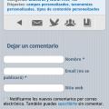 Metadatos, funciones sociales y comentarios con WPtouch
