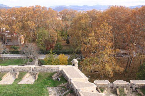 Colores del otoño desde el Baluarte del Redín 2