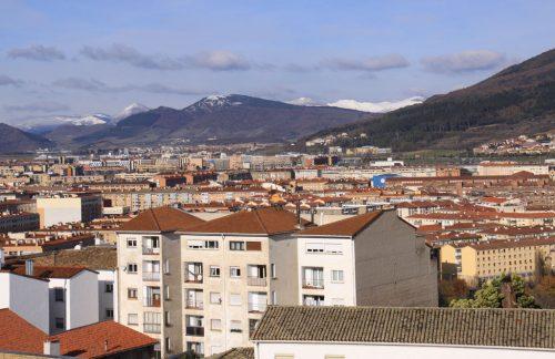 Tejados de Pamplona