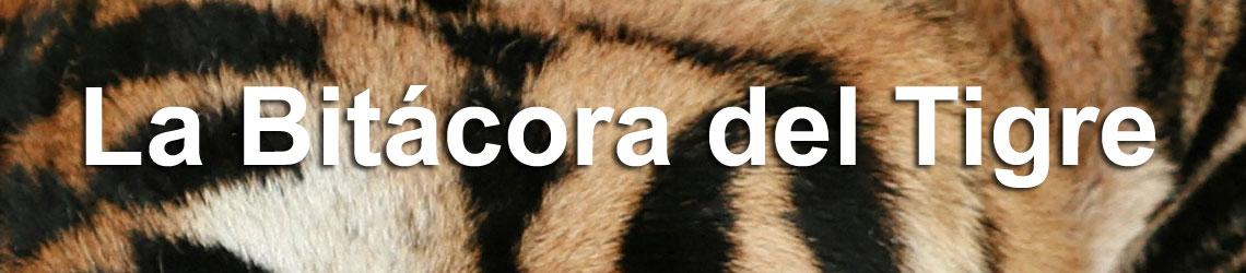 Imagen de cabecera de La Bitácora del Tigre