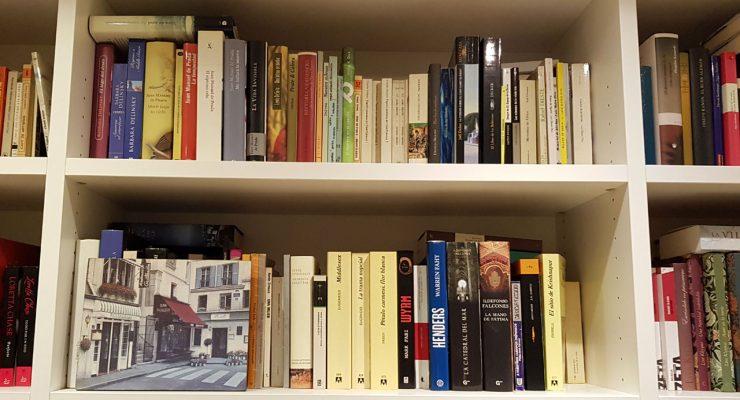Libros del salón