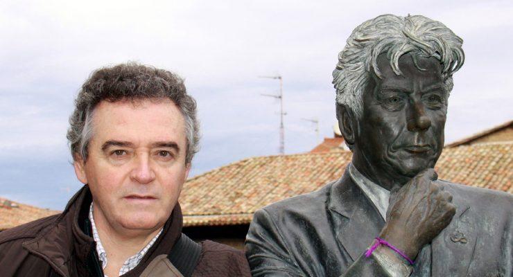 Eduardo Larequi con Ken Follett
