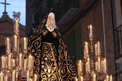 La Dolorosa, el paso más venerado de la Procesión de Viernes Santo