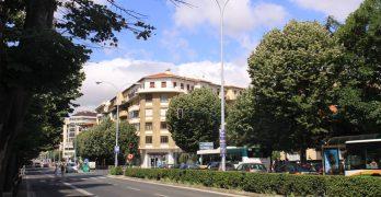 Avenida de la Baja Navarra, plano general