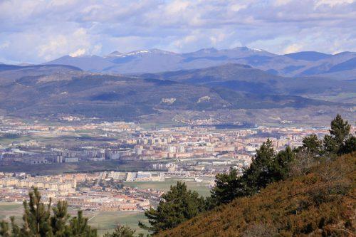 Vistas de Pamplona y su cuenca 4