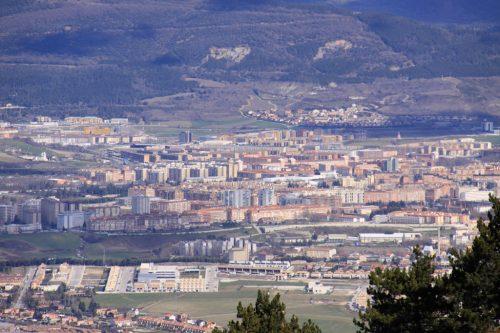 Vistas de Pamplona y su cuenca 5