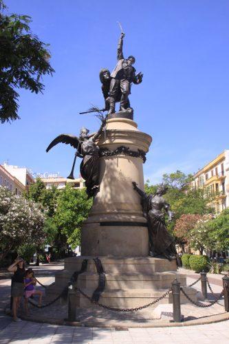 Monumento al general Vara de Rey