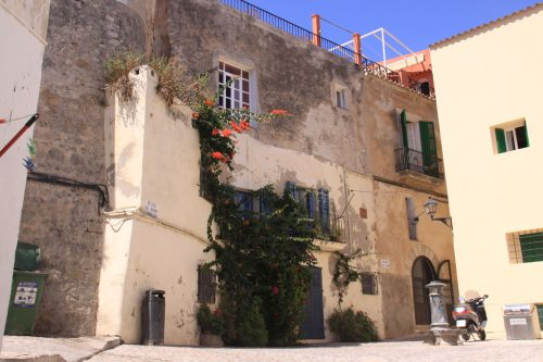 Rincones de Dalt Vila (la ciudad vieja) 4