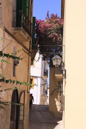 Rincones de Dalt Vila (la ciudad vieja) 5