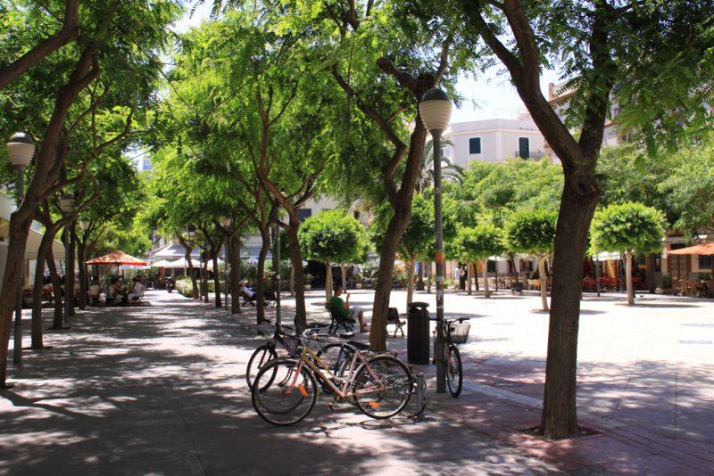Plaza del Parque