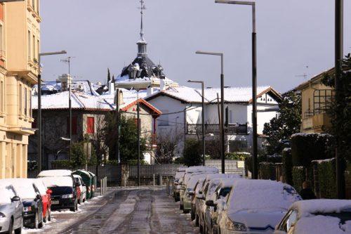La calle Fermín Gorriti, de día