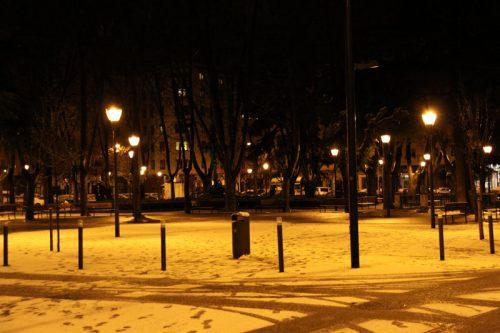 La Plaza de la Cruz