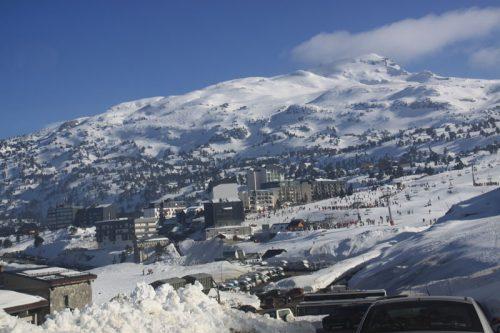 La estación de esquí de Arette 1