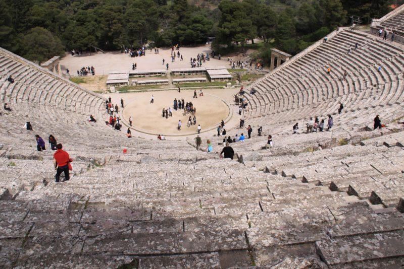 Teatro de Epidauro 1