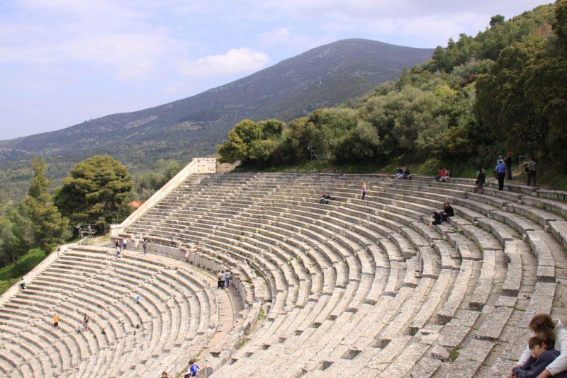 Teatro de Epidauro 2