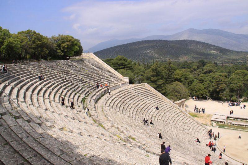 Teatro de Epidauro 3