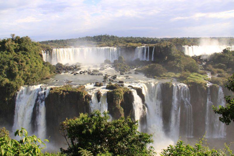 Las cascadas y sus diversos niveles 1