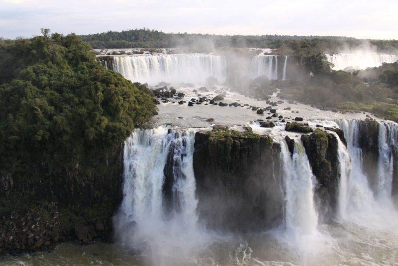 Las cascadas y sus diversos niveles 2