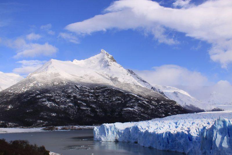 Cara sur del glaciar Perito Moreno, sobre el brazo Rico del Lago Argentino 2
