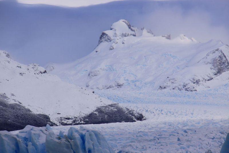 Cumbres patagónicas (tal vez el Cerro Cervantes)