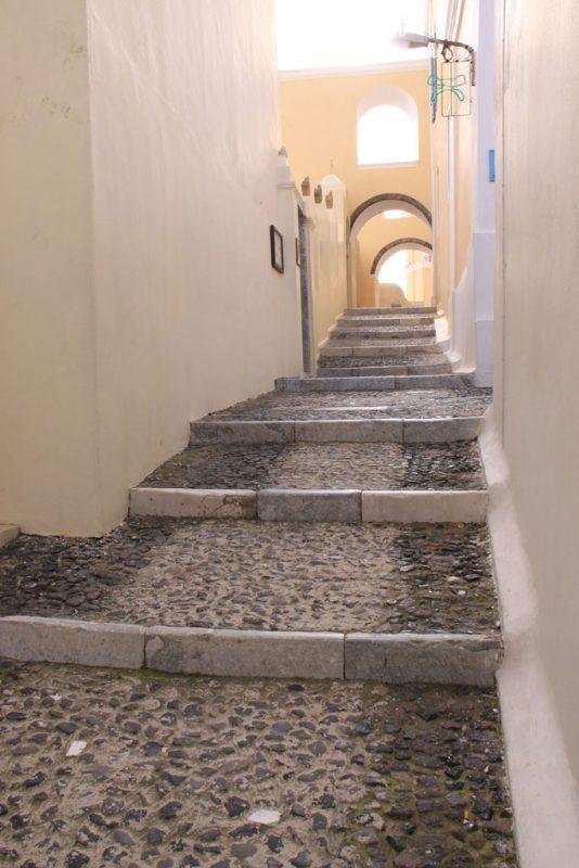 Rincones de Fira, en Santorini 2