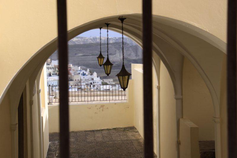 Rincones de Fira, en Santorini 3