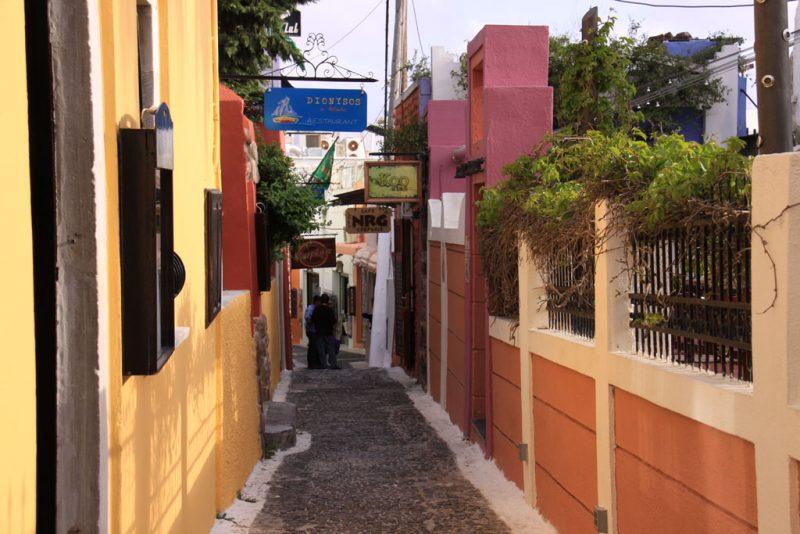 Rincones de Fira, en Santorini 4