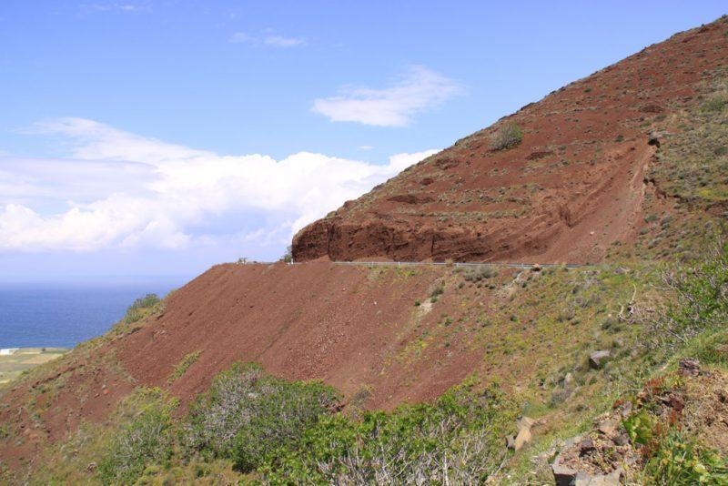 Geología de Santorini 3